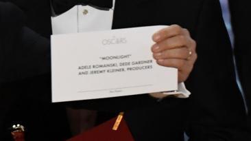 Oscar 2017: las imágenes del error histórico en la gala