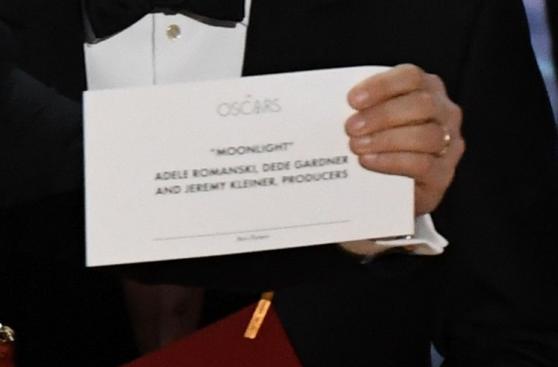 Oscar 2017: el error histórico de la gala en imágenes