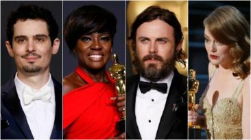 Oscar 2017: todos los ganadores de la accidentada noche [FOTOS]