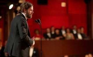 Casey Affleck, el hermano pequeño de Ben, ganó el Oscar [FOTOS]