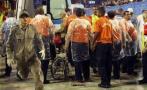 Carnaval de Río: Carroza pierde el control y deja 20 heridos