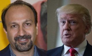 Iraní ganador del Oscar es elogiado en su país por su protesta