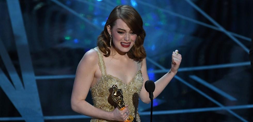 ¿Por qué la actriz duda del error del Oscar?