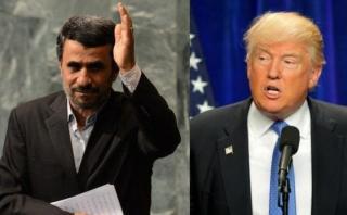 Trump: La recomendación que le mandó el ex presidente de Irán