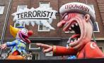 Alemania: Los líderes mundiales no se salvaron del carnaval