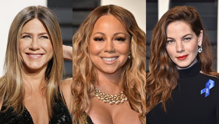 Glamour y belleza en la fiesta post premiación del Oscar