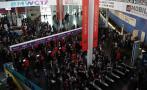 MWC: así es el primer día del congreso de móviles en Barcelona