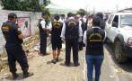 Trujillo: 5 muertos tras triple choque aún no son identificados