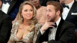 Ryan Gosling: descubre quién lo acompañó en gala de los Oscar