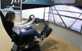 MWC 2017: usaron 5G para conducir un carro a distancia