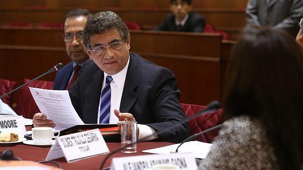 Vizcarra asistirá a responder preguntas de la interpelación — Zavala