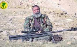 El francotirador de 62 años que desafía al Estado Islámico