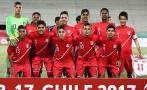 Perú vs. Argentina: partido en Talca por Sudamericano Sub-17