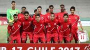 Perú vs. Argentina: esta tarde por el Sudamericano Sub 17