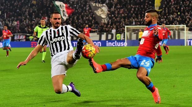 Juventus y Napoli se cruzan por Copa Italia