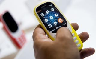 MWC 2017: El Comercio probó el nuevo Nokia 3310 y el Snake