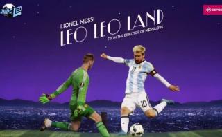 Lionel Messi y sus movimientos al estilo de La La Land (VIDEO)