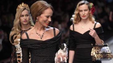 No solo modelos: Dolce & Gabbana revoluciona Milan Fashion Week