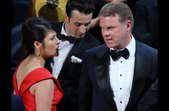 Oscar 2017: descubren la identidad del responsable del error