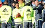 Real Madrid: Zidane defendió nuevamente a Navas de críticas