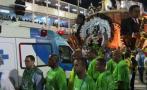 Brasil: Otro accidente deja 11 heridos en Carnaval de Río