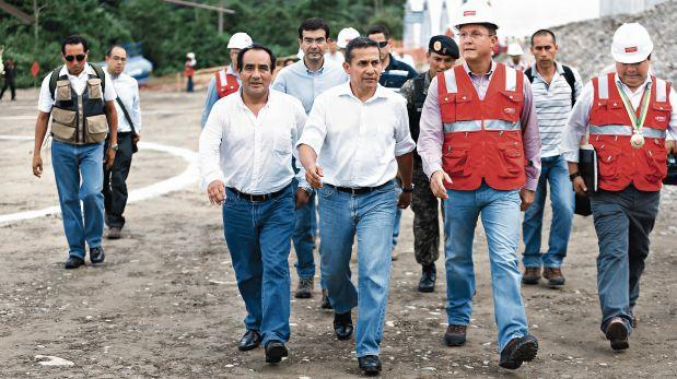 Fiscal que investiga a Humala incorpora declaración de Barata