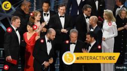 Oscar 2017: ¿Quiénes se vieron involucrados en el error?