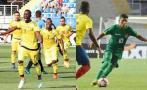 Colombia vs. Bolivia EN VIVO: partido por Sudamericano Sub 17
