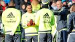 Real Madrid: Zidane defendió nuevamente a Navas de críticas - Noticias de luis nava