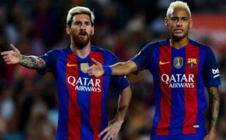 Messi y Neymar serían impedidos de jugar final de Champions