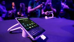 MWC 2017: BlackBerry lanzará más celulares antes de fin de año