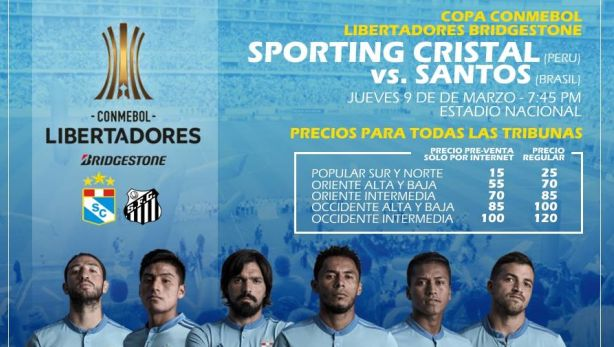 (Foto: Facebook Sporting Cristal)
