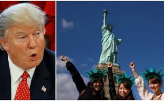 Nueva York culpa a Trump de descenso del turismo extranjero