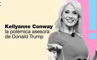 Donald Trump: Critican a su asesora por sentarse de esta forma