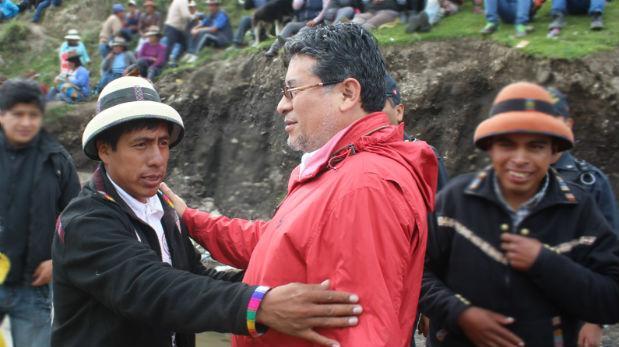 Fiscalía pide prisión preventiva para alcalde de Cotabambas