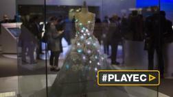 MWC: vestidos de novia, focas conectadas y otras curiosidades