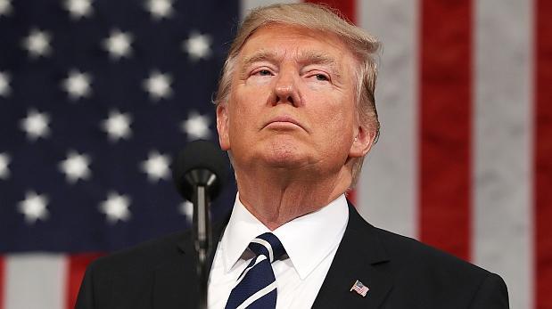 """Trump pide unidad ante Congreso para """"reforma migratoria real"""""""