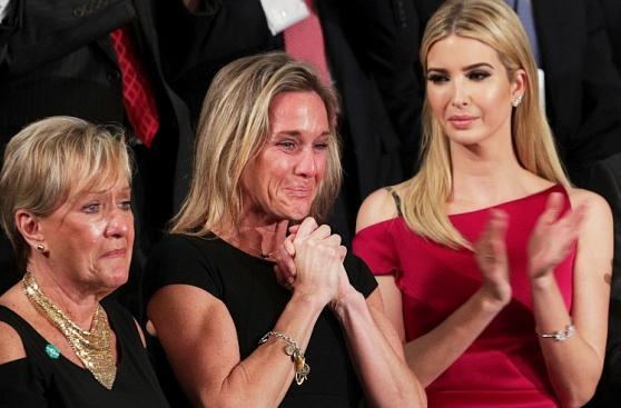 Así se vivió el discurso de Trump en el Congreso [FOTOS]