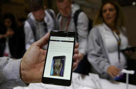 MWC: los móviles más delgados de la feria tecnológica [GALERÍA]