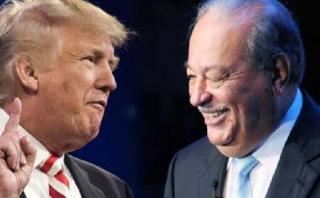 Mexicanos quieren un Slim vs. Trump y lo vuelven presidenciable