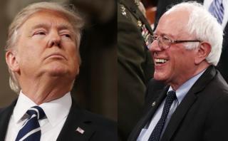 Trump: ¿Qué dijeron los demócratas de su discurso en Congreso?