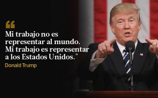 Donald Trump: 10 frases de su discurso ante el Congreso