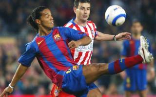 Ronaldinho: el día que maravilló con este golazo