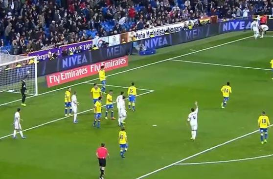 CUADROxCUADRO del gol de Cristiano Ronaldo que salvó al Madrid
