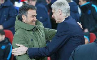 ¿Arsene Wenger al Barcelona? Esto dijo el técnico del Arsenal