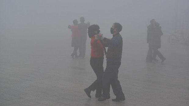 Demandan a autoridades chinas por no librarse del smog