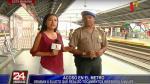 Metro de Lima: ¿Cómo denunciar un acoso sexual o tocamientos? - Noticias de tocamientos indebidos