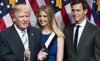 Donald Trump: Su yerno también se reunió con embajador ruso