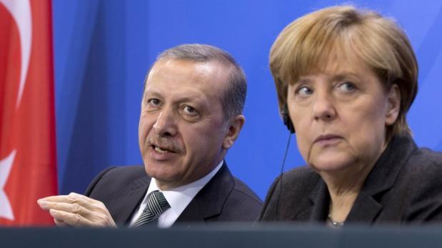 Políticos alemanes responden a comparación con nazis hecha por Erdogan