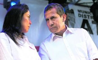Respaldan preinforme que acusa a Humala y Heredia